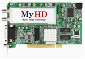 Macro Image Technology's MyHD MDP-130 capture card